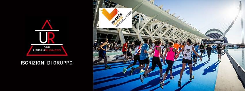 Acconto Maratona di Valencia