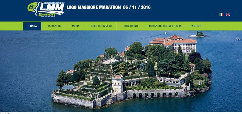 UR alla Maratona del Lago Maggiore