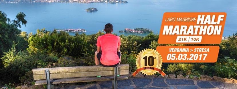 UR alla Lago maggiore Half marathon