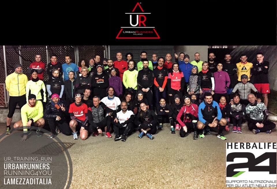 #UR_Training_Run con Running4you