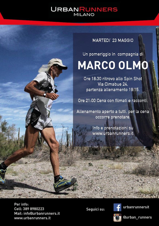Special training con MARCO OLMO