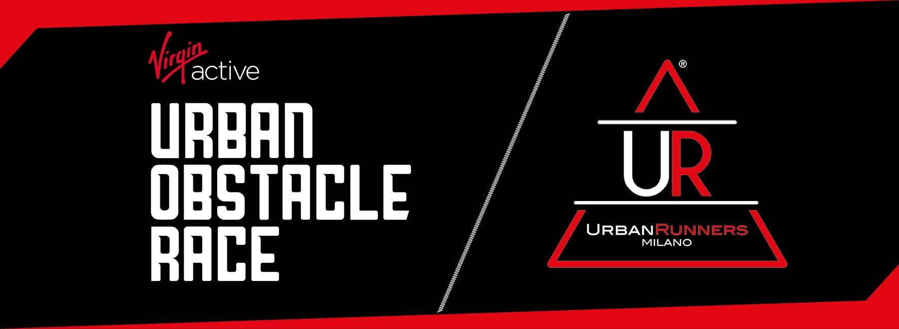 Allenamento in collaborazione con Virgin Active Urban Obstacle Race
