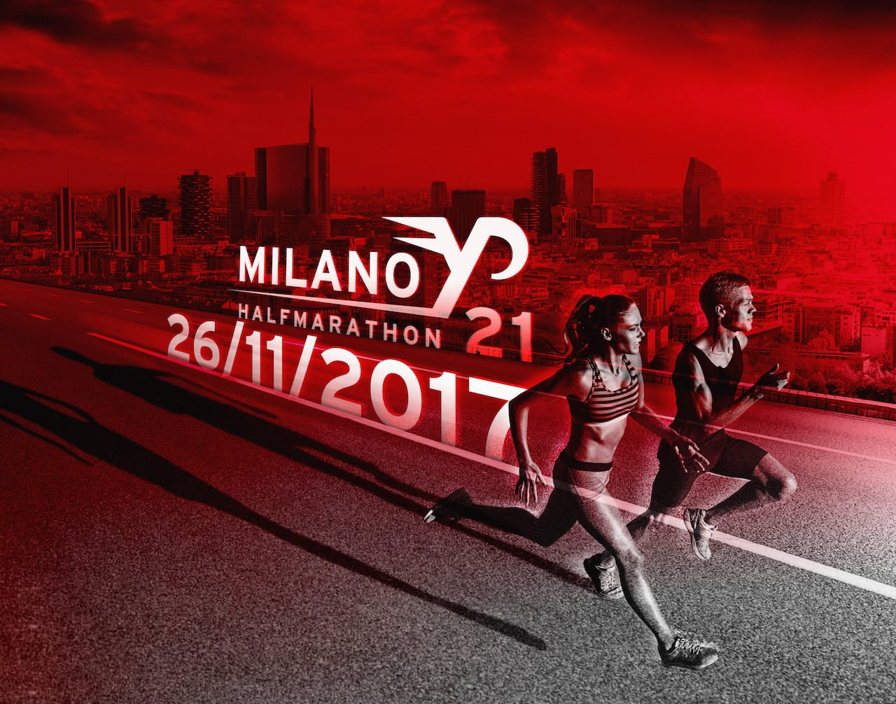 Milano21 Half Marathon.