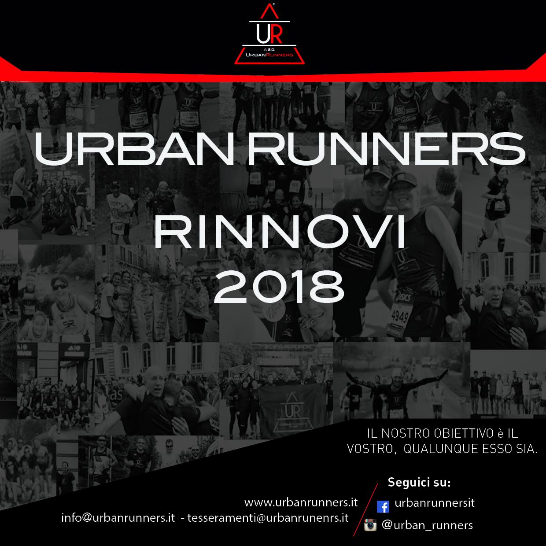 Rinnovi 2018