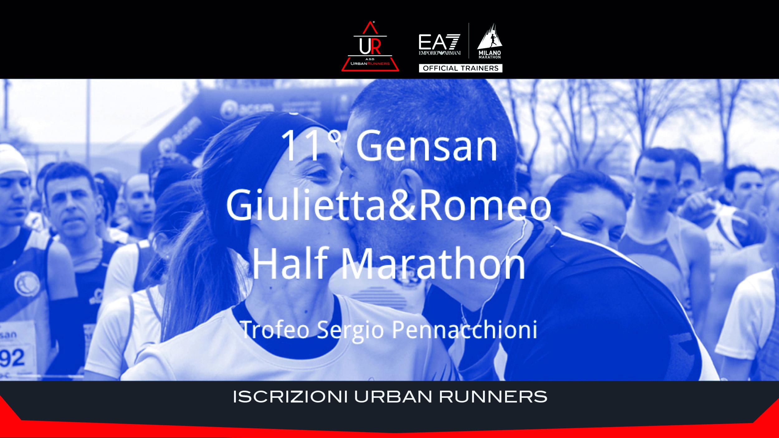 Gensan Giulietta&Romeo Half Marathon