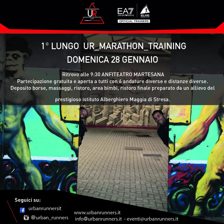 1° Lungo UR_Marathon _Training