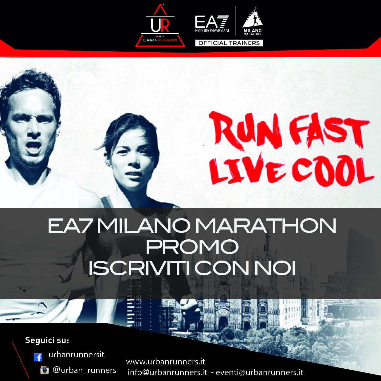 EA7 Milano Marathon