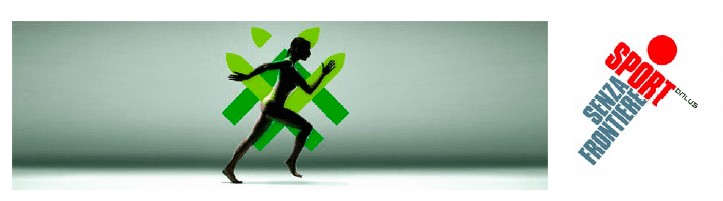 Marcialonga running con Sport Senza Frontiere