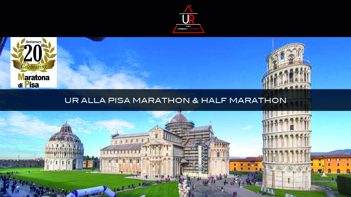 Pisa Marathon & Half Marathon