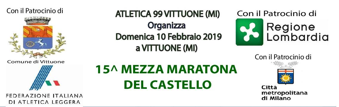 Mezza maratona del Castello (Vittuone)